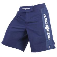 Pro Series Fight Shorts - Navy/White